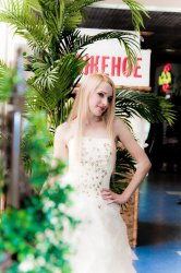 Невеста - мороженка