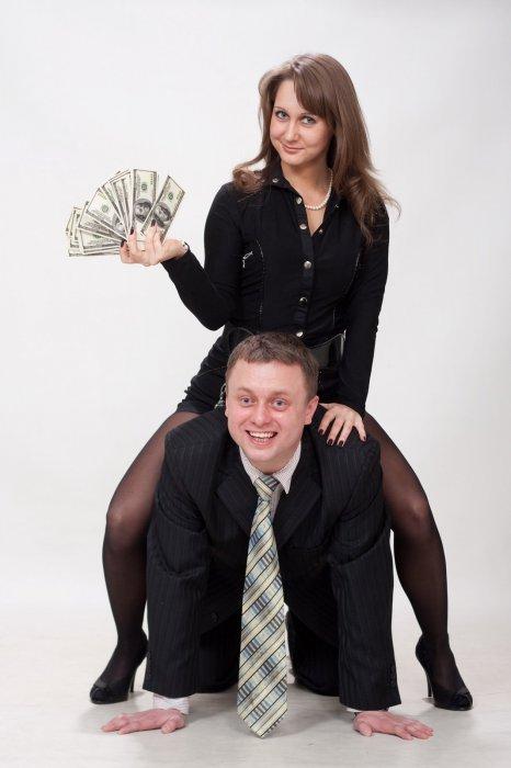 Деньги - это сила!