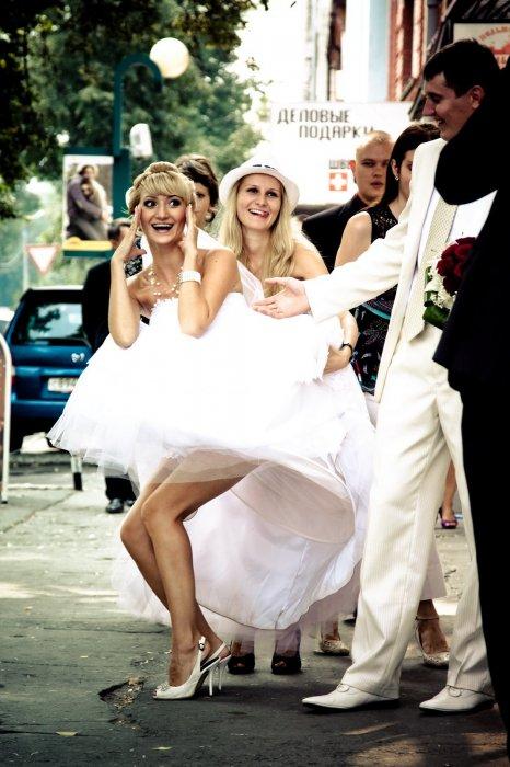 Курьез на свадьбе